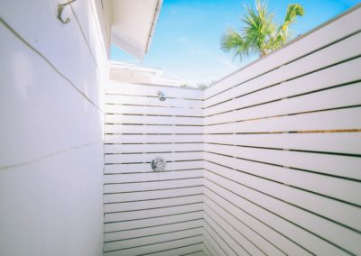 Diamonds in the Sand - Destin Vacation Rental - Private Outdoor Shower