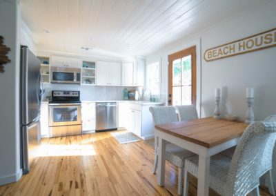 Diamonds in the Sand - Destin Vacation Rental - Carriage House Dining and Fully Equipped Kitchen