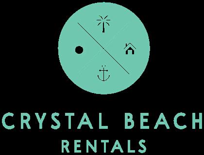Crystal Beach Rentals Logo - Destin Vacation Rentals
