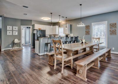 Limearita – Dining Area & Kitchen