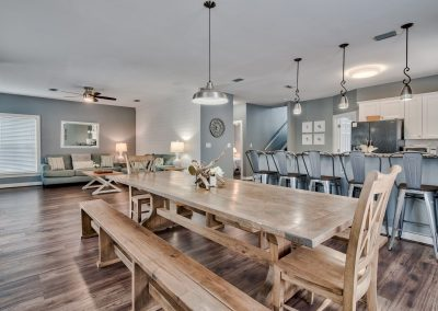 Limearita – Dining Area with Seating for 18-20