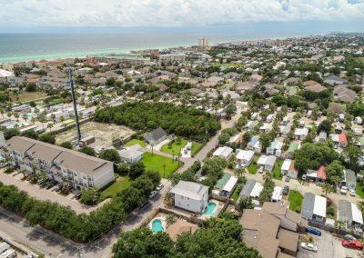 Limearita – Destin Vacation Rental Overhead View