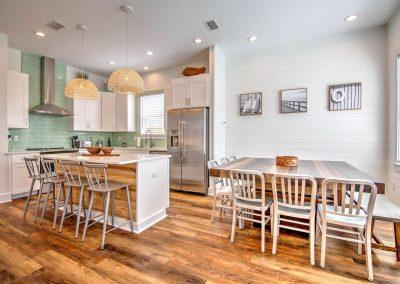 Cabana Crush - Kitchen + Dinning Area