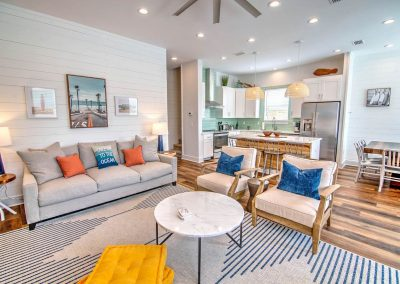 Cabana Crush - Main Living Area